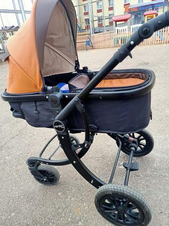 Продам коляску зима-лето в отличном состоянии