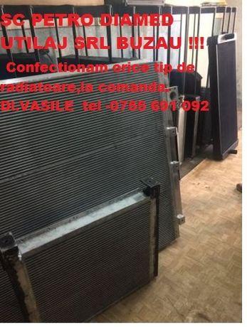 SC PETRO confectionam radiatoare de toate tipurile,tractor,taff,ifron