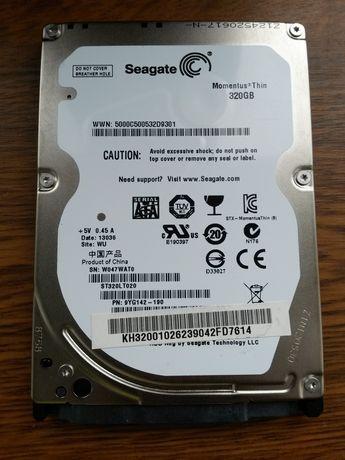 Hard disk Seagate (SATA) 320 giga pt laptop