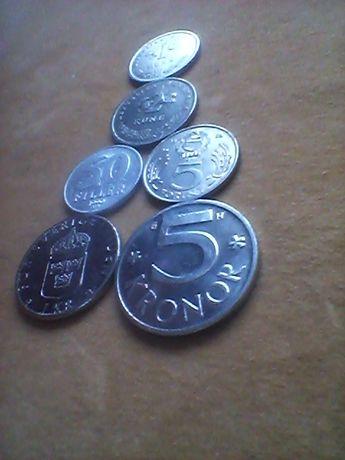 Monede străine - din diferite țări