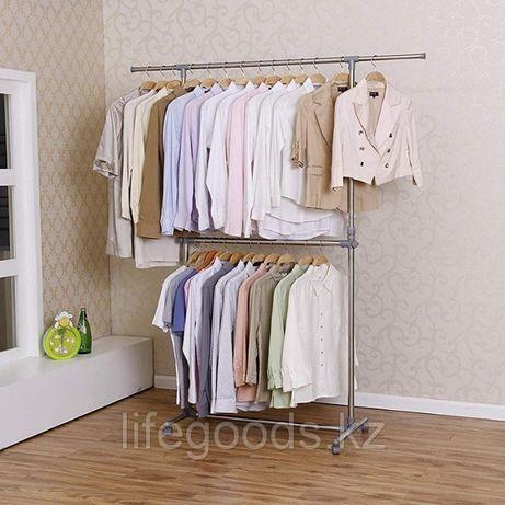 Вешалка напольная для одежды гардеробная Youlite YLT-0301H в Алматы