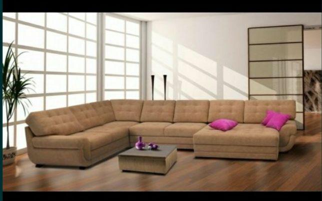 Ремонт. Перетяжка. Изменение дизайна мягкой мебели.