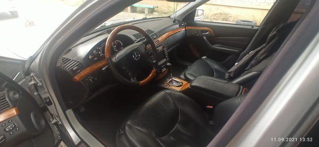 Продам Mercedes-Benz w220 S500 в ОТС. Контрактный двигатель, АКПП, ред