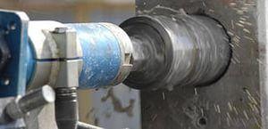сверление отверстий в бетоне и кирпичных стенах