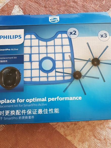 Аксесоари за смяна на робот прахосмукачка Philips FC8068/01