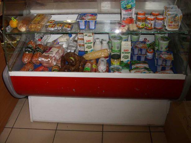 холодильная витрина 1,3 м новая в упаковке