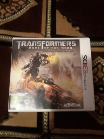 Joc Nintendo 3DS Transformers Dark of the moon