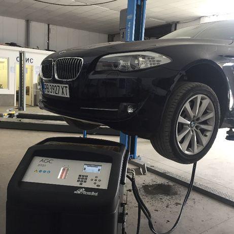 Пълната смяна на масло в автоматични скоростни кутии