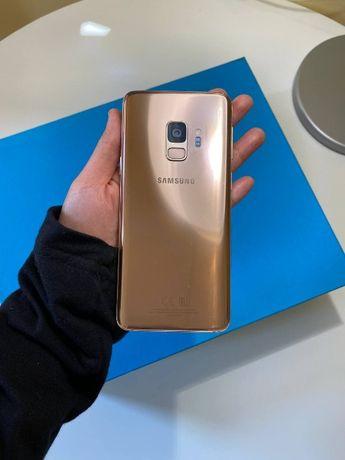 Продается Galaxy Samsung 9S 64Г (ослепительная платина) оригинал Б/У