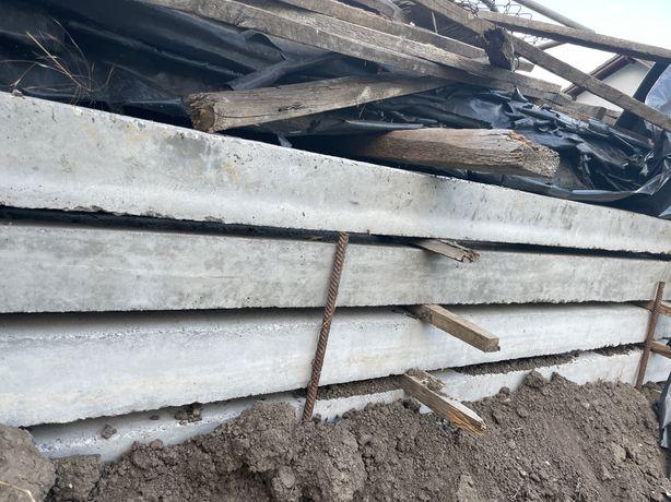 Stalpi de beton 2,1 m
