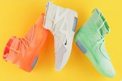 Nike AIR fear of god 1 60% Намаление