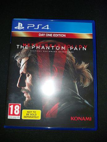 PS 4 - Metal Gear Solid 5 The Phantom Pain