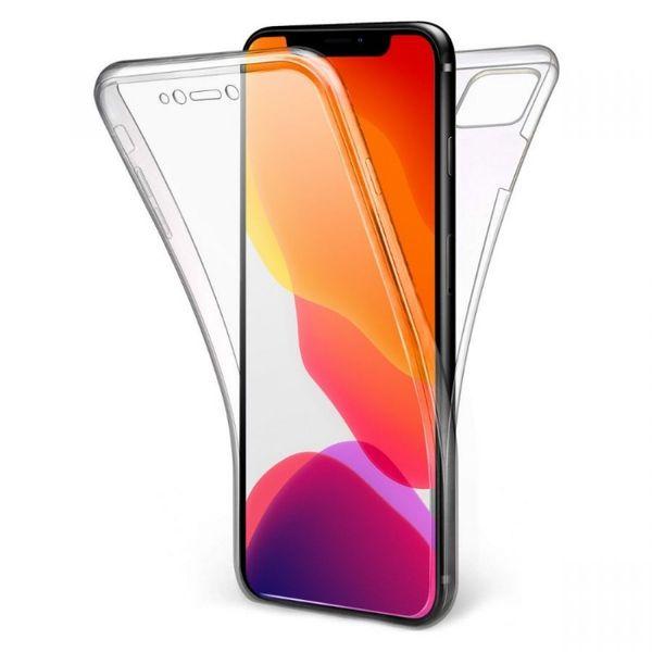 Apple iPhone 11, iPhone 11 Pro, iPhone 11 Pro Max Калъф 360 TPU гр. София - image 1