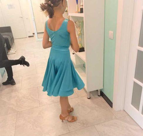 рейтинговое платье для бальных танцев,