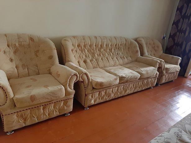 Уголог отдыха, 2-кресло, с раскладушкой