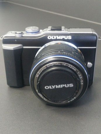 Olympus E-PL 1 Pen+ Подарък чанта и трипод