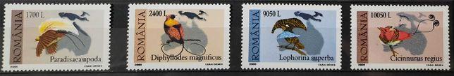 Timbre Romania 2000 - II