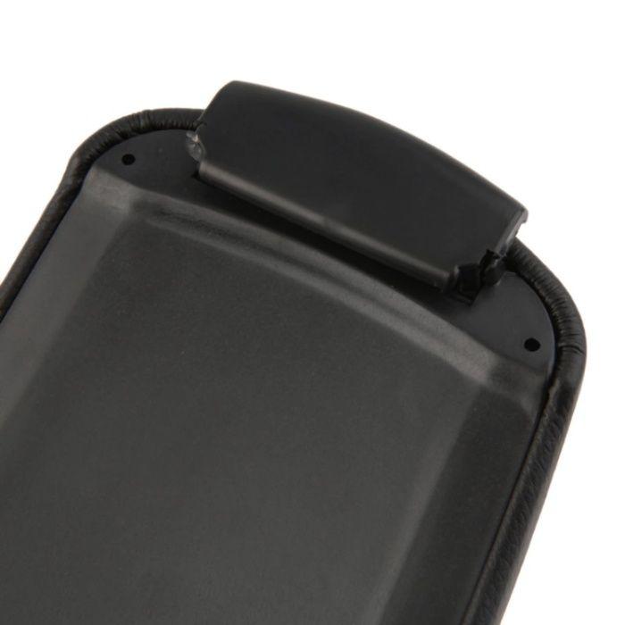 Buton / clapeta pentru capac cotiera Audi A4 B6 B7 culoare negru