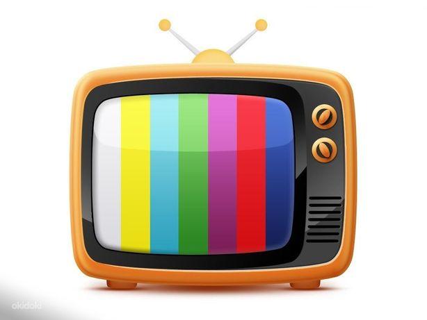 Установка и настройка спутникового и эфирного телевидения