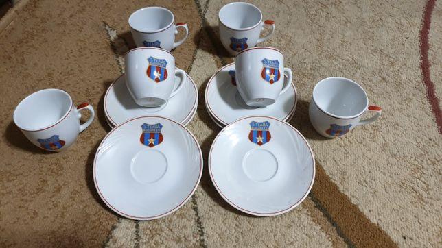 Set cafea Steaua Anii 80‐90