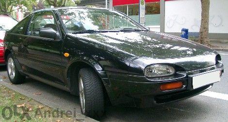 Nissan 100 nx-на Части!!!