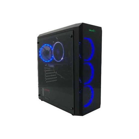 Игровой Компьютер/Core i3 9100f/8GB/RX570/120SSD/500HDD/Рассрочка