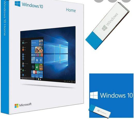Instalare windows (7,8,10)