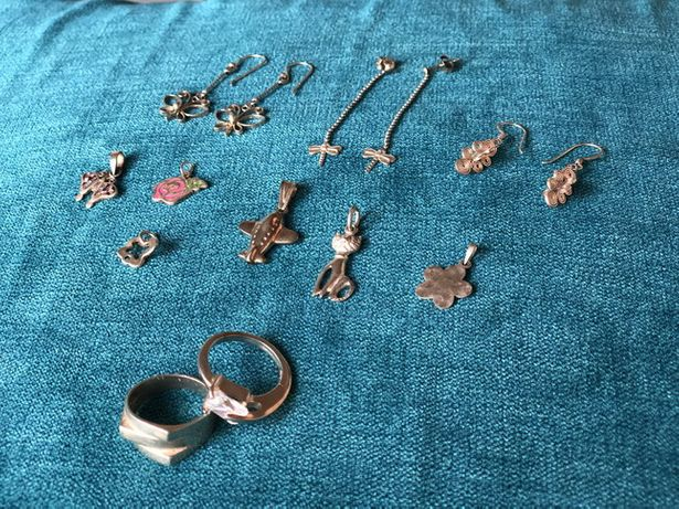 bijuterii argint diverse modele