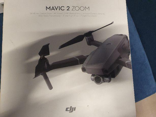 Dji Mavic Zoom 2 fullbox noua