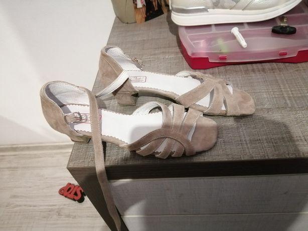 Sandale dans