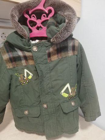 Детско топло яке