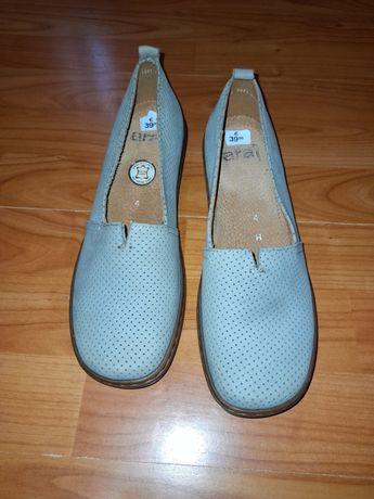Pantofi dama marimea 37 din piele