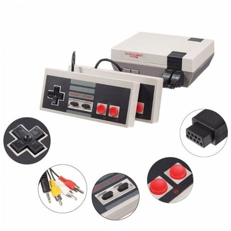 Новая DENDY NES Mini + 620 встроенных игр \ магазин GAMEtop