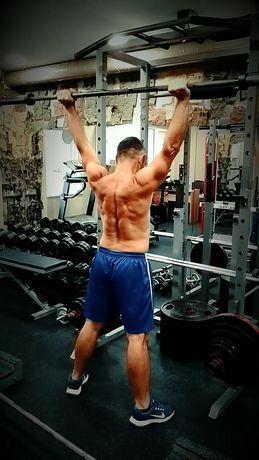 Треньор по обща физическа подготовка и фитнес.