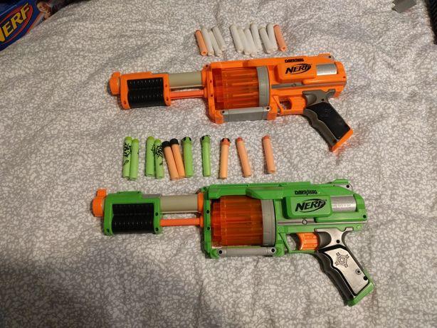 Jucării puști Nerf Dart tag Fury Fire