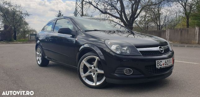 Opel Astra Opel Astra H GTC sport coupe. 1600cm3, 116 CP