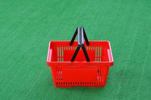 Кошници за пазаруване с две дръжки; с телескопична дръжка