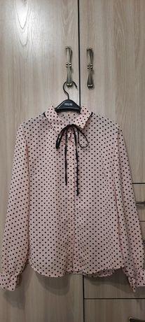 Продам блузку горошек недорого