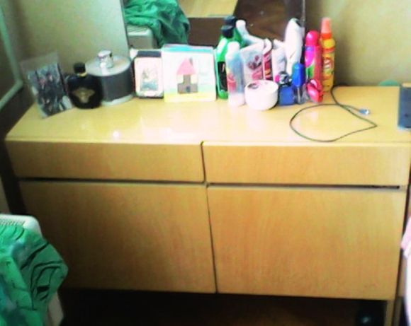 Спален мебелен комплект - спалня с ракли,огледало с двоен шкаф