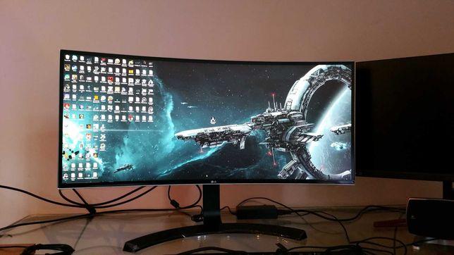 Monitor Gaming LED IPS LG UltraWide
