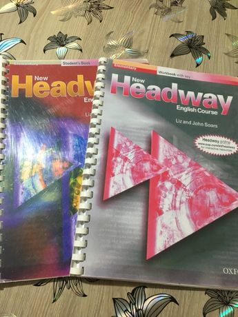 English Students book and Workbook