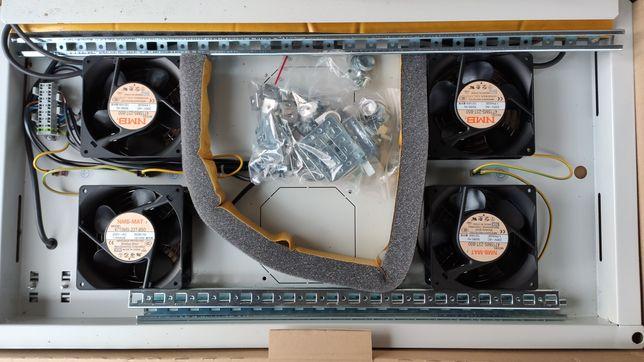 Вентиляторная панель 800x600mm  Rittal