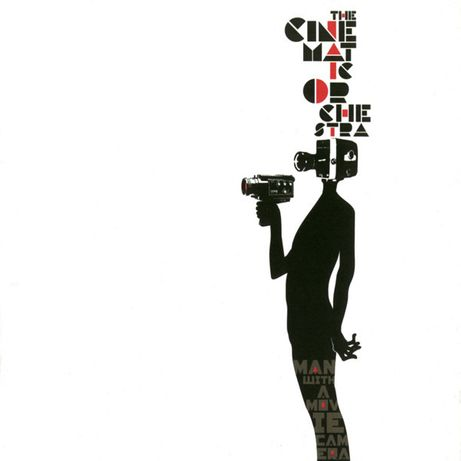 The Cinematic Orchestra ‎– Man With A Movie Camera
