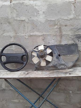 Продам вентелятор охлаждения и руль
