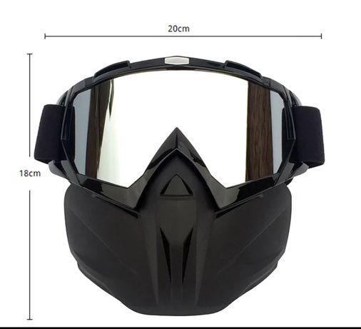 Masca Ski - Ochelari Schi full face