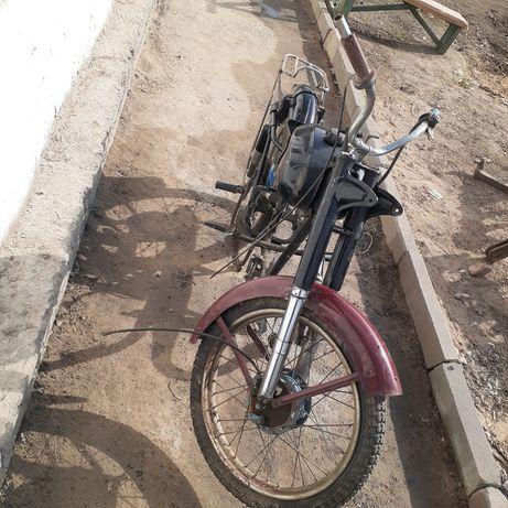 Мотоцикл без двигателя