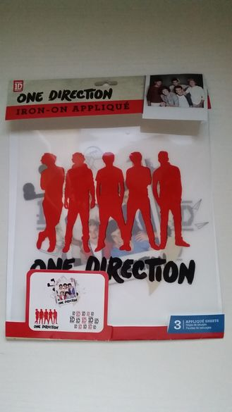 One Direction гривни, картина, щампи