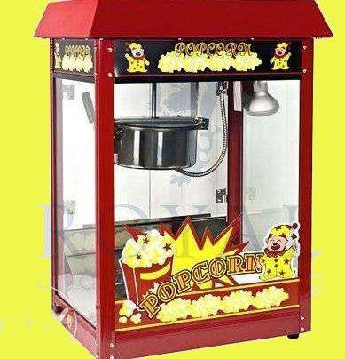 De închiriat vata de zahar și popcorn!