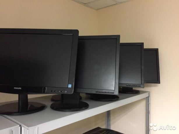 Мониторы LED UltraSlim широкоформатный ( видеонаблюдение манитор )