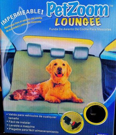 Постелка за кучета за кола PetZoom Loungee